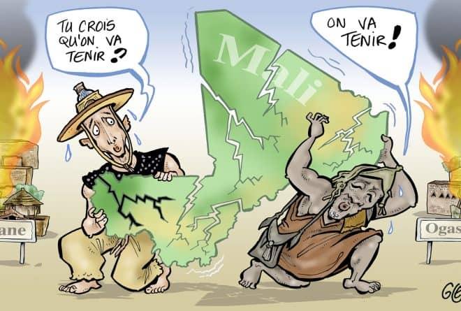 Sobane, Ogossagou : éviter de perdre… le Mali