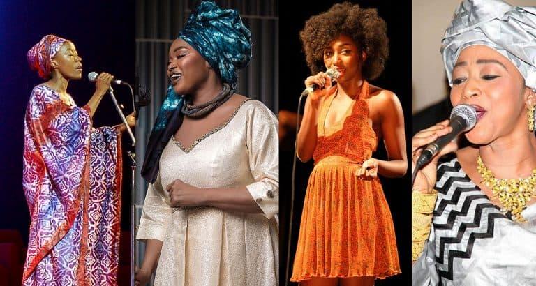 Musique : Top 10 des plus voix féminines de la musique malienne