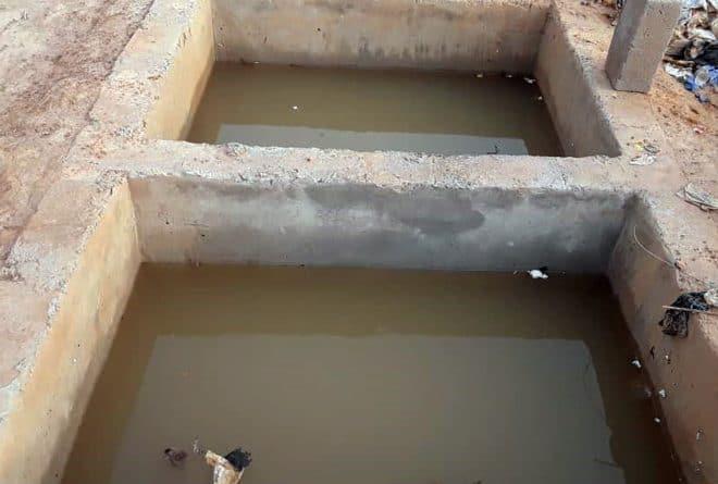 A Kayes, le piège mortel des fosses septiques