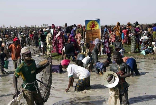 Sankè mò : au-delà de la pêche, un rite de protection populaire