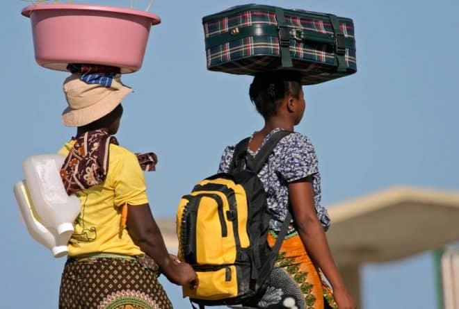 Migrations: témoignage d'une rescapée du «réseau des esclaves»