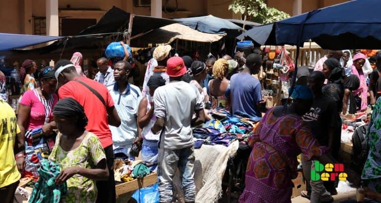 Dabanani, le marché où l'on trouve tout, et où l'on peut tout perdre