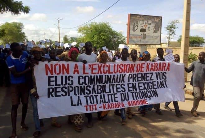 Tombouctou: à Kabara, la colère des jeunes contre la Minusma