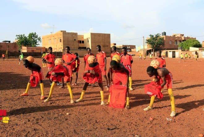 #LaissezNousJouer: à Mopti, les jeunes de Taïkiri debout pour leur terrain de sport