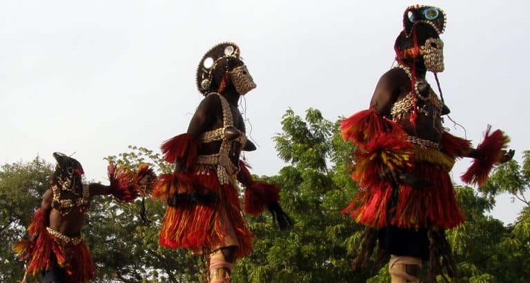 Mort tragique de Méba Kassogué, star de la danse des masques dogons