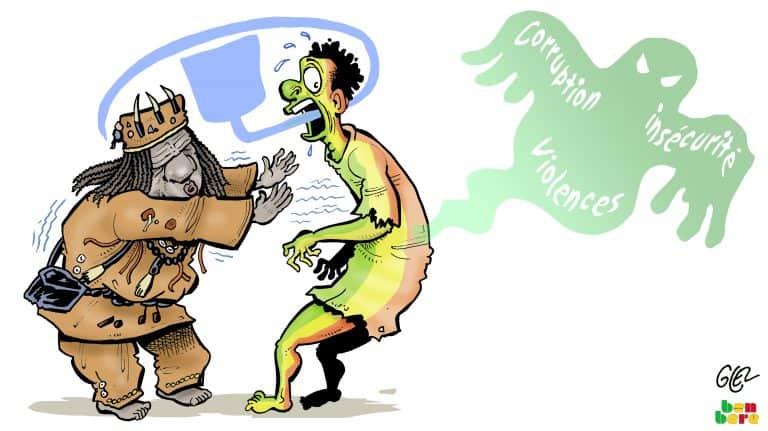 Le Mali est-il habité par un Ganji futu (esprit maléfique)?