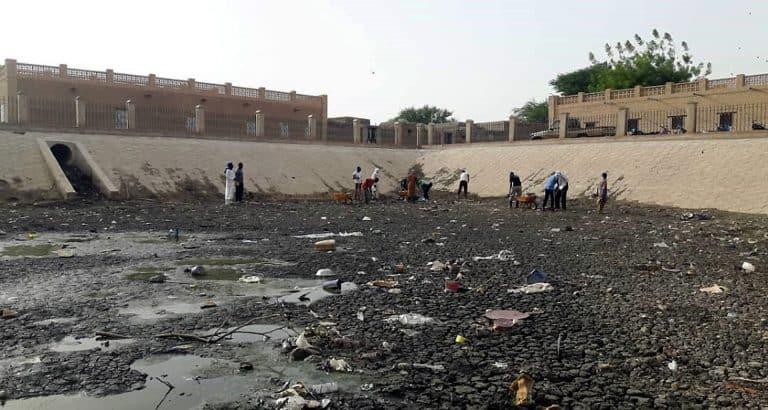 Tombouctou: le défi de la gestion des eaux de pluie