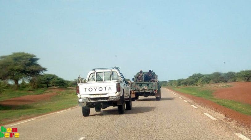 Gao-Bamako : les escortes rassurent les voyageurs