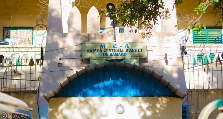 Témoignage-Prison centrale de Bamako : la règle des 500 FCFA