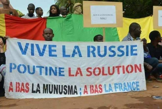Intervention russe : le Mali n'est pas la Syrie !