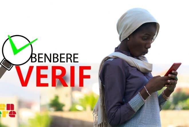 #Benberevérif : ces fausses images et intox qui polluent le web malien