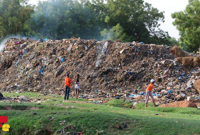 Mopti : la « Venise du Mali » sous la menace des ordures