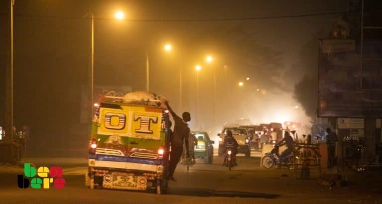 #Cop25çachauffe : la poussière au Mali, ce tueur silencieux