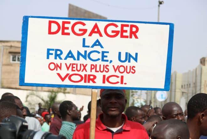 A Sikasso, un meeting pour réclamer le départ de la France du Mali