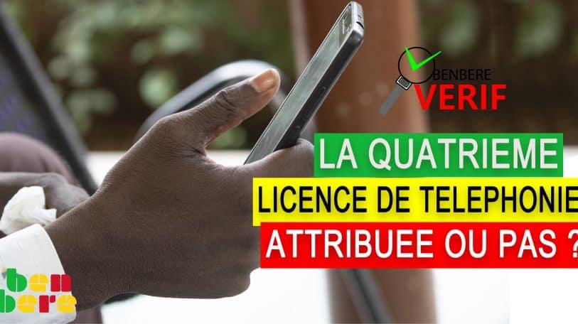 #BenbereVerif: au Mali, voile de mystère sur l'attribution d'une 4e licence