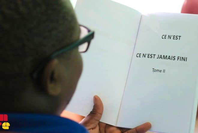 «Ce n'est jamais fini»: un poème d'espoir sur le handicap