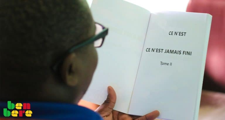 """""""Ce n'est jamais fini"""": un poème d'espoir sur le handicap"""