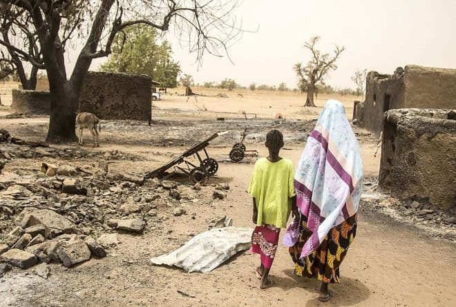 Gao : à Ansongo, la fuite massive des populations