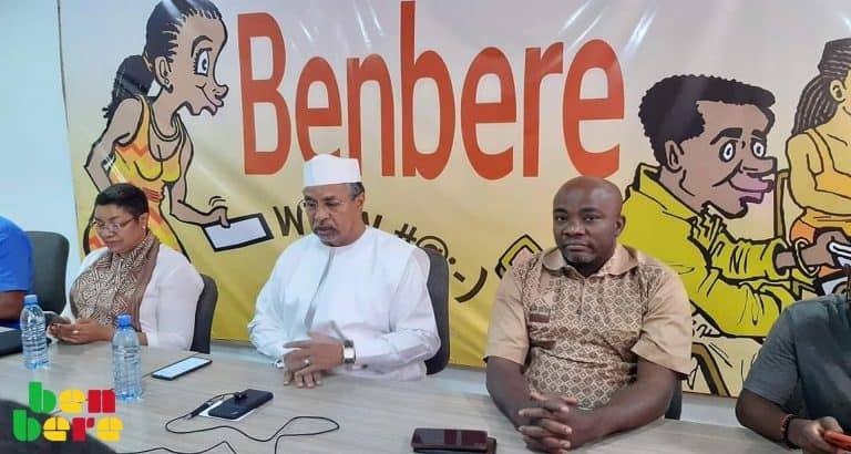 Mahamat S. Annadif face aux blogueurs : « Plus de soixante millions d'armes légères circulent dans le Sahel »