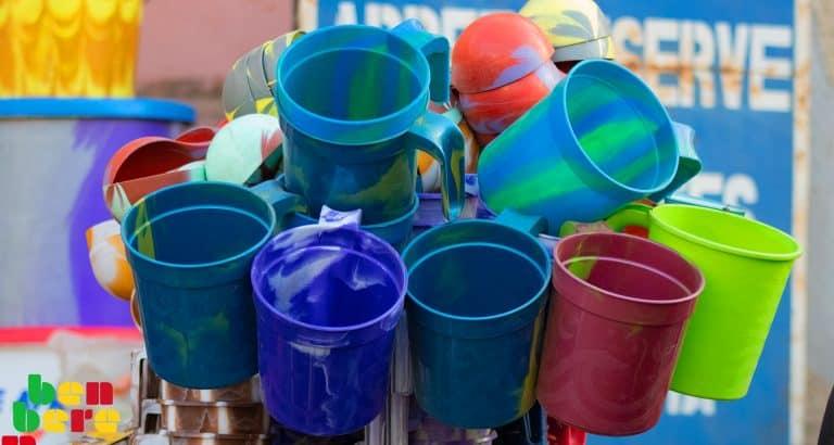 Ustensiles en plastique : la santé des utilisateurs en danger