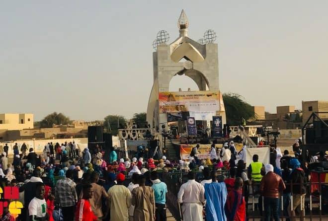 Tombouctou : au festival Vivre ensemble, des retrouvailles pour la paix