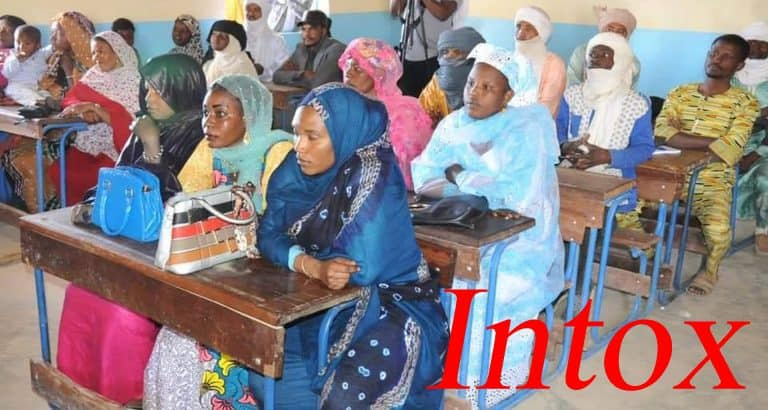 #BenbereVerif: non, le Premier ministre n'a pas rencontré que des élèves au lycée public de Kidal
