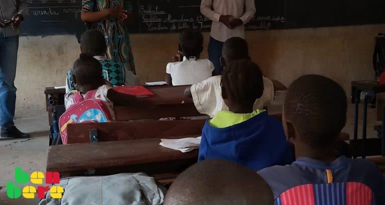 #BenbereVerif : des enseignants ont-ils bénéficié d'une augmentation de 114 150 FCFA?