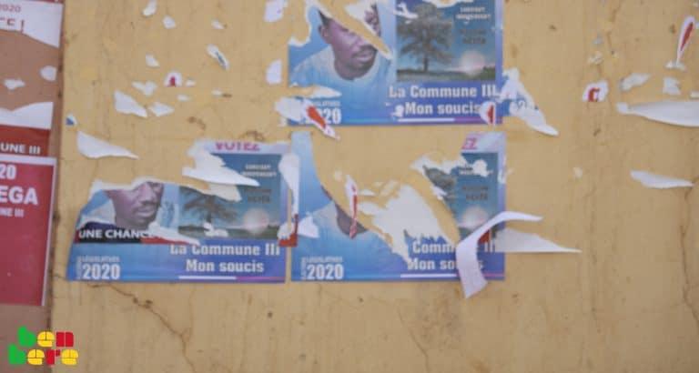 #Bagadadji2020 : la loi électorale foulée au pied