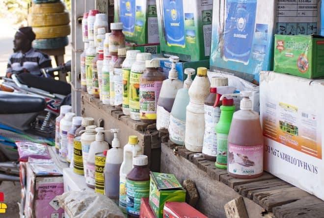 #StopPesticidesObsolètes: au Mali, récupérer et détruire les déchets de pesticides