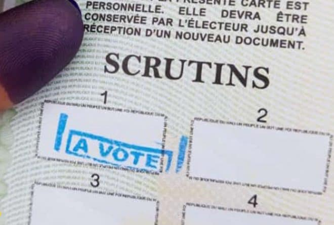 #Bagadadji2020 : au lieu de l'abstention, le vote sanction