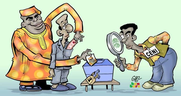 #Bagadadji2020 : la CENI impuissante face à l'achat de conscience