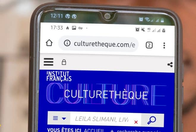 Coronavirus : la Culturethèque de l'Institut français en accès libre
