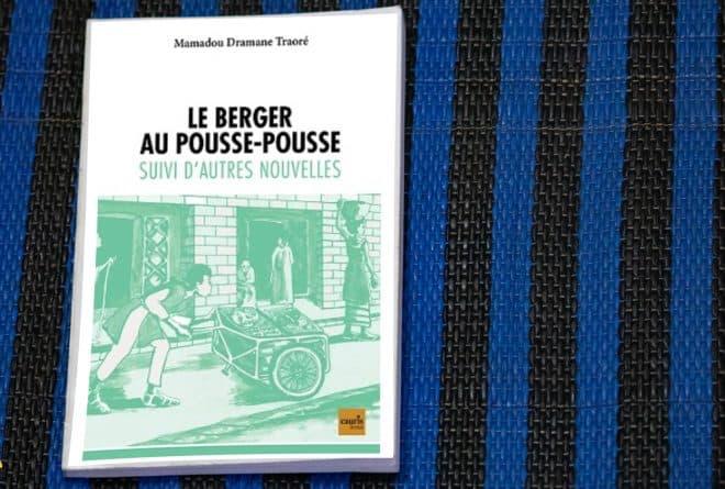 Livre : « Le berger au pousse-pousse » ou le retour aux valeurs perdues