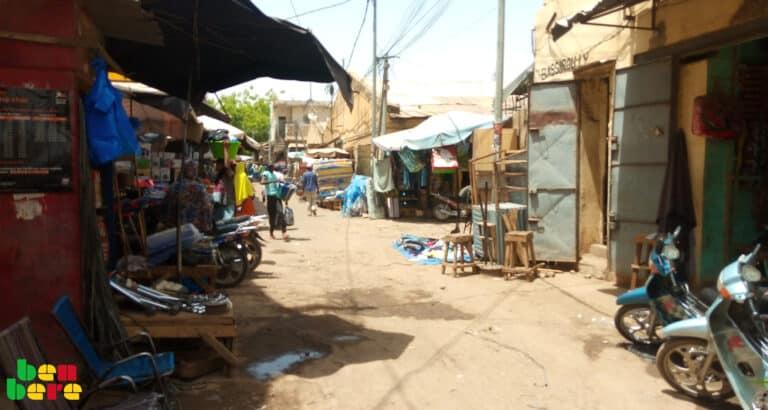 Covid-19-Mopti : au marché de « Sougouni Ba », les usagers entre doutes et angoisse