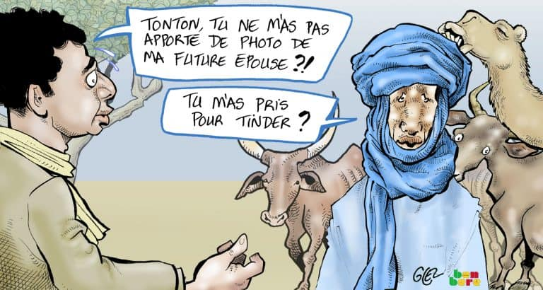 Mali : le mariage en milieu nomade bérabiche (I)