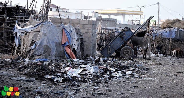 À Faladiè, le camp des déplacés va-t-il renaître de ses cendres ?