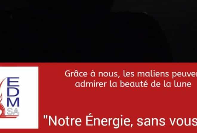 Énergie du Mali : les Maliens continuent de « payer le noir »