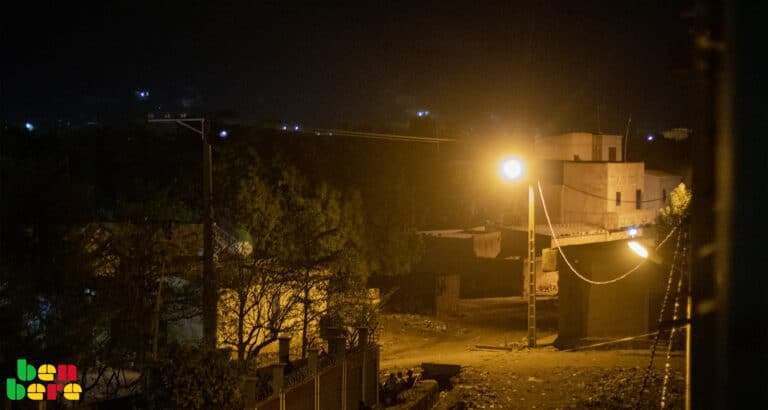 Mopti : de la « ville lumière » à l'obscurité