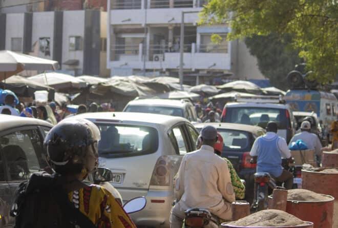 Covid-19-Bamako : au marché de Dabanani, le règne de l'indifférence