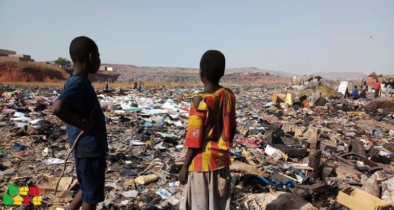 Récupérateurs de déchets : face au Covid-19, «seul Dieu peut nous sauver »