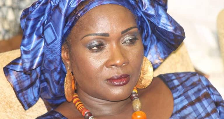 Assemblée nationale : Aïssata Cissé, dite « Chato », en croisade pour les droits des femmes