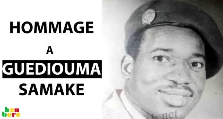Hommage à Guédiouma Samaké : « Un soldat valeureux, révolutionnaire et patriote en uniforme »