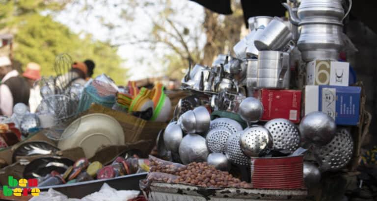 #EllesFontFace : les commerçantes import-export touchées de plein fouet