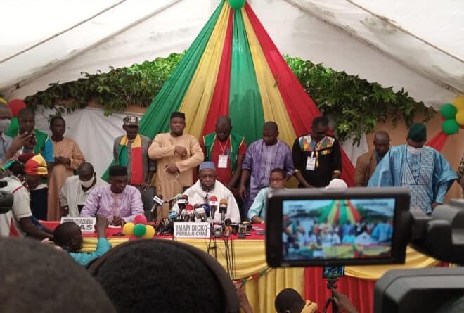 Au Mali, la contestation du M5-RFP ne faiblit pas