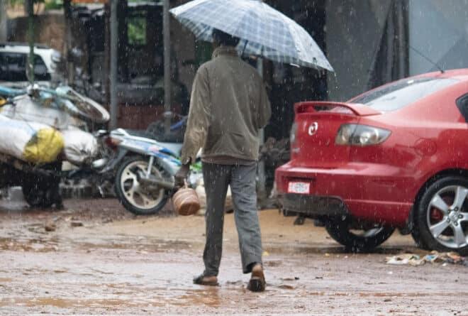 Bamako : s'organiser pour faire face aux inondations