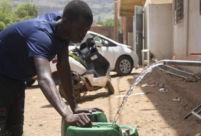 Pénurie d'eau : à Niamana, les populations ont soif
