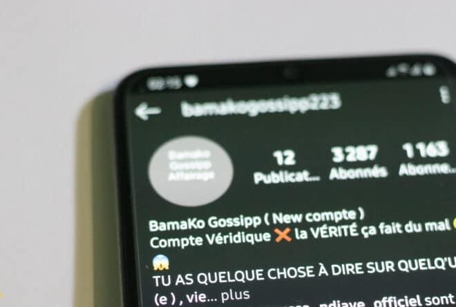 « Bamako Gossip », le nom qui donne des frissons à la jeunesse malienne