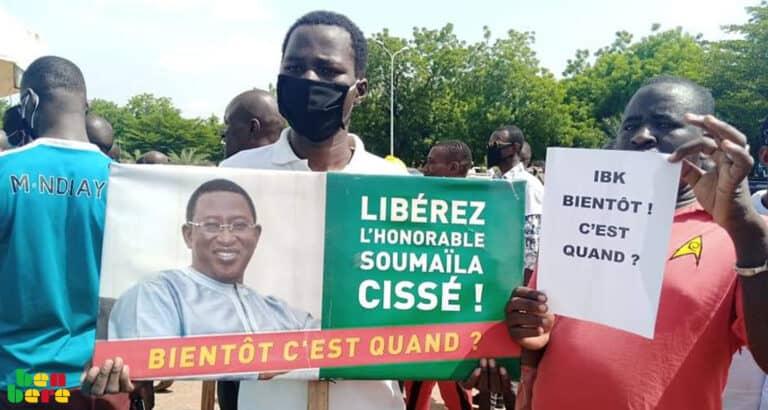 Revue de presse : mobilisation pour Soumaïla Cissé, enlevé il y a 100 jours
