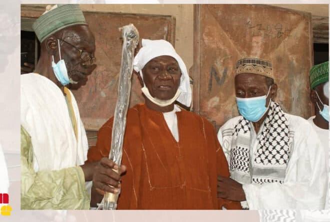 À Mopti, Mahmoudou sory Samassékou désigné nouveau chef des forgerons
