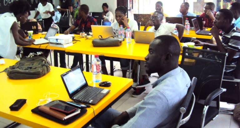 Apprendre l'anglais au Ghana (4) : mieux vaut ne pas être francophone